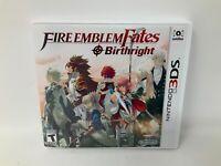Fire Emblem Fates: Birthright (Nintendo 3DS, 2016)