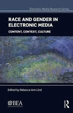 Electronic Media Research: Race and Gender in Electronic Media : Content,...