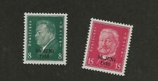 GERMANY SC# 385-6 MNH STAMPS