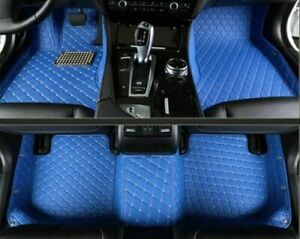 Fit Mercedes-Benz A-CLASS 2000-2022 Luxury Waterproof Custom Liner Car Floor Mat