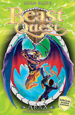 Arax the Soul Stealer (Beast Quest), By Adam Blade,in Used but Acceptable condit