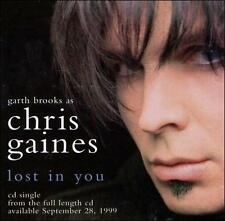 Lost in You [Single] by Garth Brooks (CD, Aug-1999, Capitol/EMI Records)