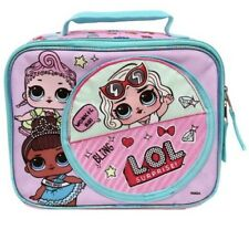 L.O.L. Surprise! Lunch Tote Pink Girls' Accessories NWT Accessory Innovations