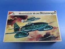 NICHIMO S-4812-350 MESSERSCHMITT ME 262 STRUMVOGEL, 1/48, MIB!