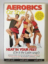 AEROBICS OZ STYLE ~ HEAT IN YOUR FEET ~ RARE DVD