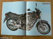 MV8205-POSTER YAMAHA XZ550,KAWA GPZ550,SUZUKI GS550