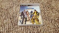 Sengoku Basara: Samurai Heroes (Sony PlayStation 3, 2010) ps3 new