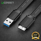 Ugreen Micro USB 3.0 Male to Male Data Fast Charging Cable for Samsung Note3 S5