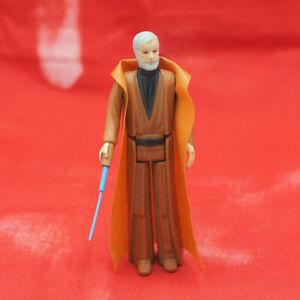 Vintage Star Wars Obi Wan Kenobi Ben w/ Lightsaber Weapon