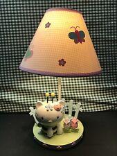 Lambs & Ivy - Hello Kitty & Friends Nursery Lamp - Nib