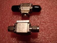 10 GHz, isolante Harris A22141