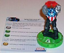 WINTER HULK #046 #46 The Incredible Hulk HeroClix Chase Rare