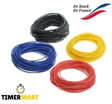UL-1007 24AWG Fil électrique souple 0.3mm² 24 AWG Câble de raccordement