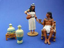 Soldats de plomb King & Country retired - AE022 - Invités du banquet égyptien 2