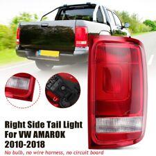 Rear Right RH Tail Brake Light Lamp For VW Volkswagen Amarok 2010-2018 #Red Lens