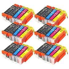 30 Cartuchos Tinta PGI 550 CLI 551 con chip para impresora Canon PIXMA ip7250