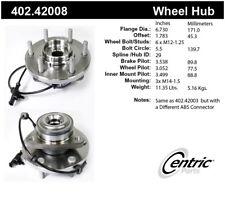 Wheel Bearing and Hub Assembly fits 2012-2018 Nissan Armada Armada,Titan  CENTRI