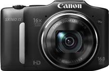 Canon Digital Camera Powershot Sx160Is About 16 Million Pixels Optical