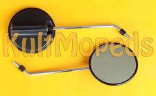 Paar Spiegel Rückspiegel Simson S51 S50 SR50 S53 Schwalbe KR51 120 links rechts