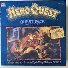 HeroQuest Quest Pack For The Elf in OVP *lesen* Hero Quest