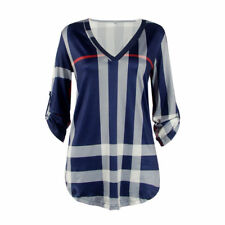 Camisas y tops de mujer de manga larga blusa talla M