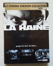 3DVD LA HAINE - Vincent CASSEL / Hubert KOUNDE - Mathieu KASSOVITZ - NEUF