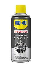 Wd40 Specialist Motorbike Silicone Shine -400ml Offer