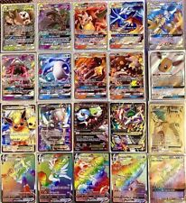 11 Card Holo Only Booster - Guaranteed EX, GX, V or Mega or Better
