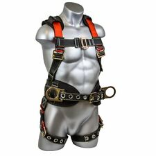 Roof Safety Harness Fall Protection Tree Climbing Construction Tool Strap Small