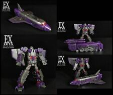 Transformers Zeta Toys EX-10 Spacetron Astrotrain Action Figure Toy