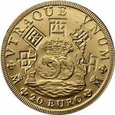 Gold Münzen aus Spanien