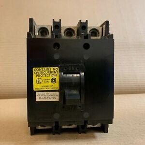 "New Square D Q2L Q2L3000 3 Pole 225 Amp 240V Molded Case Switch MCS """"AK"""""