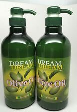 Dream Body Olive Oil Lotion 750ml 2 Pack