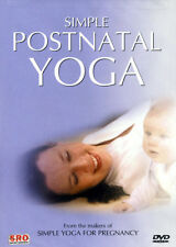 Simple Postnatal Yoga (DVD) **New**