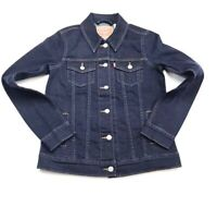 Levi's Ladies Original Trucker Denim Jacket - Love Street