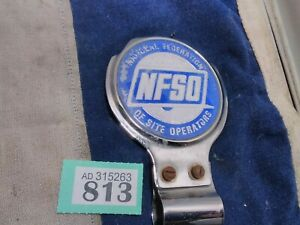 Car Grill Badge NFSO