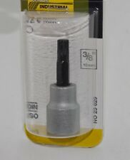 """PROXXON 23629 3/8"""" MILLERIGHE-INSERTO VZ 6, 50 mm lang"""
