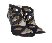 Stiletto Peep Toe Casual Wet look, Shiny Heels for Women