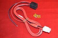 Yaesu/Kenwood/Icom/Alinco 6-pin power lead with fuses (LD120B)