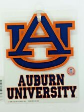 NCAA Auburn Tigers Suction Cup Window Sign, NEW