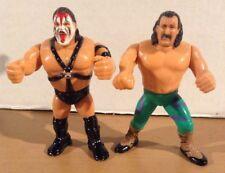 WWF Hasbro Demolition Smash Jake Snake Roberts Wrestling Lot WWE VTG