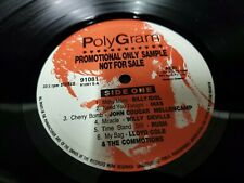 KISS- Polygram 91081 AEP 1991Promotional Only Sample,  Crazy Nights.