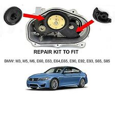 NEW ACTUATOR GEAR KIT FOR BMW THROTTLE BODY E90 E92 E93 E60 E63 E64 M3 M5 M6 S85