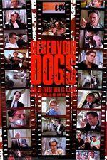 RESERVOIR DOGS QUENTIN TARANTINO POSTER FILM STRIPS