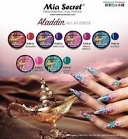 Mia Secret Acrylic Nail Powder 6 Color Aladin Collection