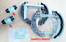 Rear Brake Shoes Cylinders + Fitting Kit Fits Vauxhall Astra F G Corsa B 29mm