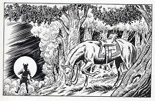 LE FOU DU ROI MAGNIFIQUE DESSIN ORIGINAL AREDIT (dessin No 5) BRANTONNE ?