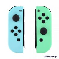 Animal Crossing Style Nintendo Switch Joy-Con Controller Replacement Shell