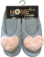 Beige Women/'s Slippers with Cat Whiskers Embroidery Super Soft and Comfy