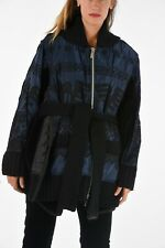 Sacai embroidered knit trim jacket size2(us6)$2,450